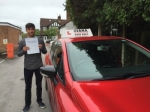 Jason 3/6/16 passed with Diana's School of Motoring
