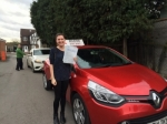 Jenni passed with Diana's School of Motoring