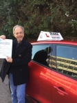 David Botwinik passed with Diana's School of Motoring
