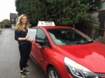 Eleanor 4/11/15 passed with Diana's School of Motoring