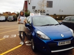 shamila passed with Diana's School of Motoring