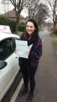 Amy passed with Highway 2 L
