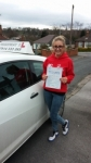 Becca passed with Highway 2 L