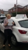 Hannah passed with Highway 2 L