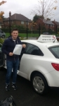Josh Roots passed with Highway 2 L
