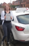 Katie passed with Highway 2 L
