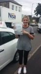 Marcelle passed with Highway 2 L