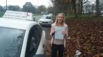 Rebecca passed with Highway 2 L