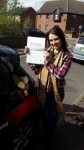 Aishah passed with Dave Pickford Automatic Driver Training