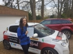 Amber passed with Dave Pickford Automatic Driver Training
