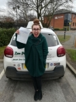 Bethany passed with Dave Pickford Automatic Driver Training