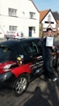 Callum Wharton passed with Dave Pickford Automatic Driver Training