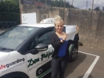 Carley passed with Dave Pickford Automatic Driver Training
