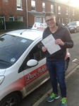 Charles Holland passed with Dave Pickford Automatic Driver Training