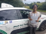 Elizabeth passed with Dave Pickford Automatic Driver Training