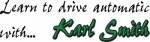Karl Smith - Automatic passed with Dave Pickford Automatic Driver Training