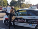 Jasmine Rocastle passed with Dave Pickford Automatic Driver Training