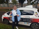 Jenni B passed with Dave Pickford Automatic Driver Training
