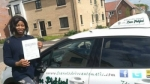 Jennifer passed with Dave Pickford Automatic Driver Training