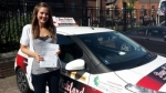 Joanna V H passed with Dave Pickford Automatic Driver Training