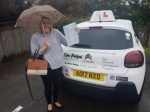 Kelly D passed with Dave Pickford Automatic Driver Training
