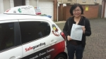 Lee Pheng passed with Dave Pickford Automatic Driver Training
