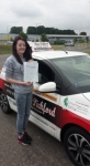 Louise Read passed with Dave Pickford Automatic Driver Training