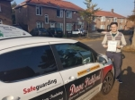 Luke passed with Dave Pickford Automatic Driver Training