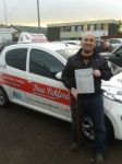 Marc Roberts passed with Dave Pickford Automatic Driver Training