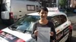 Maria L passed with Dave Pickford Automatic Driver Training
