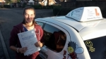 Nat Jennings passed with Dave Pickford Automatic Driver Training