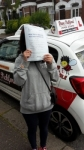 Ni Zhuang passed with Dave Pickford Automatic Driver Training