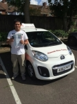 Roger De La Rosa passed with Dave Pickford Automatic Driver Training