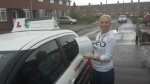 Shelley passed with Dave Pickford Automatic Driver Training