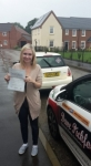 Taedi passed with Dave Pickford Automatic Driver Training