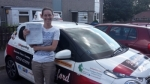 Zoe passed with Dave Pickford Automatic Driver Training