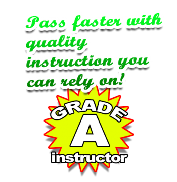 Learn to drive with an instructor you can trust to provide the quality tuition you need to pass