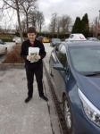Riordan passed with Drive to Arrive