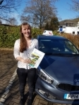 Cait passed with Drive to Arrive