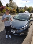 Conor passed with Drive to Arrive