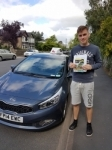 John passed with Drive to Arrive
