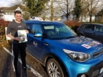 Dylan passed with Drive to Arrive