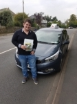 Connor passed with Drive to Arrive