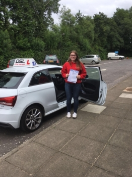 So happy to have passed my driving test! Thank you so much Richard Galbraith for getting me there!...