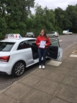 Becky Sands passed with DSL Driving School