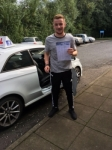 Ivan McAuley passed with DSL Driving School
