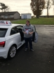 Kelly-Anne Clarke passed with DSL Driving School