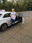 Laura Mackin passed with DSL Driving School