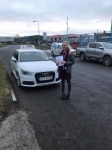 Olivia Cox passed with DSL Driving School