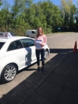 Summer Ferguson passed with DSL Driving School